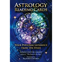 Astrology Reading Cards: Your Personal Guidance From the Stars: 96pp book & 36 full colour cards