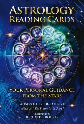 Astrology Reading Cards: Your Personal Guidance from the Stars por Alison Chester-Lambert