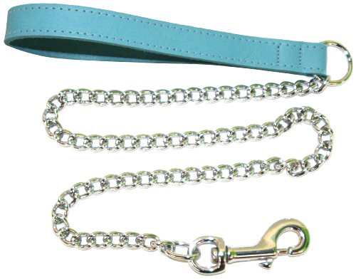 bbd-30-inch-heavy-leather-chain-lead-blue