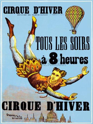 circus-cirque-dhiver-winter-acrobat-balloon-harlequin-france-imprimer-affiche-fine-art-print-poster-