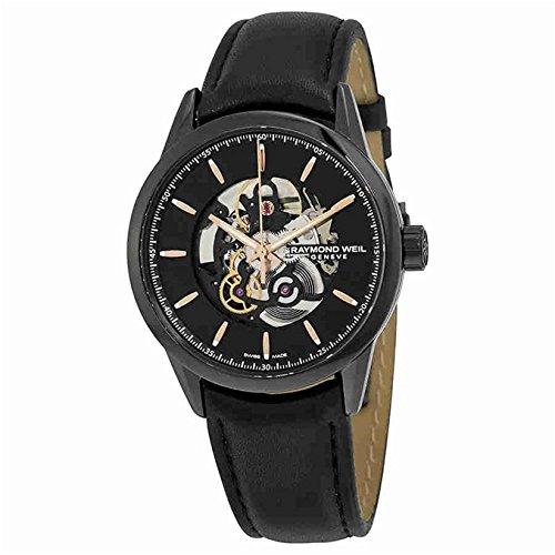 raymond-weil-herren-armbanduhr-42mm-armband-leder-schwarz-gehause-edelstahl-automatik-2715-bkc-20021