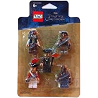 Lego Pirati dei Caraibi Battle Pack [Jack Sparrow, Scrum, ufficiale