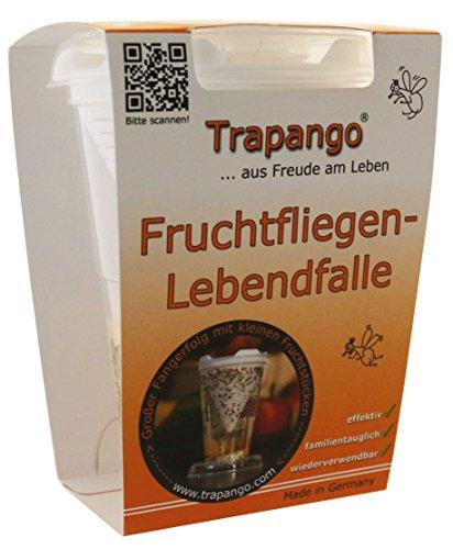 Trapango - Trappola per moscerini della frutta