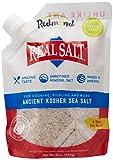 Real Salt - primera de mar sal Sal Kosher de la naturaleza - 16 oz.