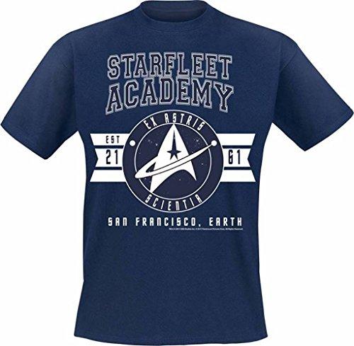 Star Trek - Starfleet Academy 2161 - Official Mens T Shirt