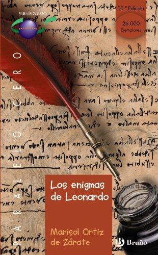Los enigmas de Leonardo (Castellano - Juvenil - Paralelo Cero)