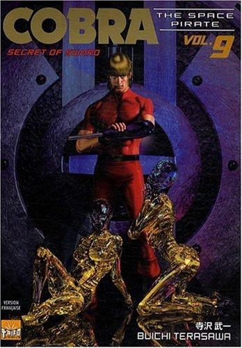 Cobra, the space pirate Vol.9