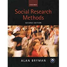[Social Research Methods] (By: Alan Bryman) [published: March, 2012]