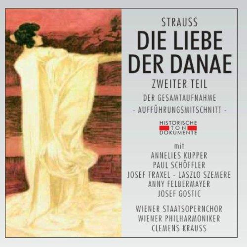 Die Liebe der Danae-2.Teil [Import allemand]