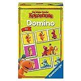 Ravensburger 23434 - Der kleine Drache Kokosnuss Domino - Kinderspiel/ Reisespiel