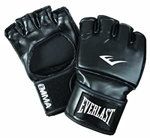 Everlast Erwachsene Boxartikel 7561 Martial Arts Open Thumb Gloves, Black, S, S/057322 03310