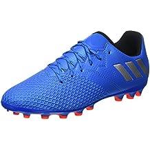 Adidas Ace 17.3 FG J, Botas de Fútbol, Infantil, Negro (Cblack/Ftwwht/Cblack), 33 EU