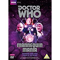 Doctor Who: Mannequin Mania- Spearhead from Space / Terror of the Autons
