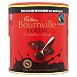 Cadbury Fairtrade Bournville Cocoa 125g (Pack of 12 x 125g)