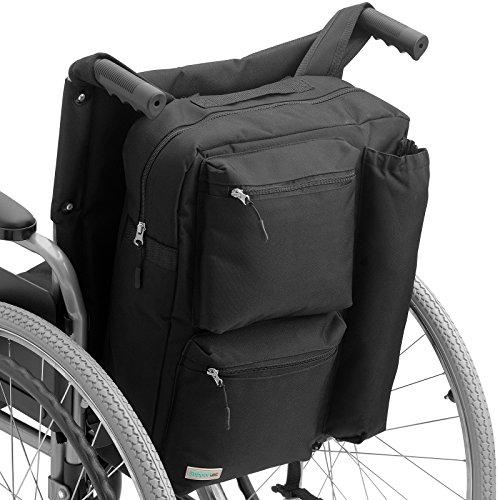Supportec - Große Scooter- und Rollstuhltasche Deluxe -