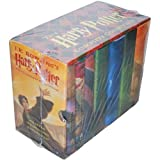 Harry Potter Hardcover Set (Books 1-7) by J. K. Rowling (1998-11-08)