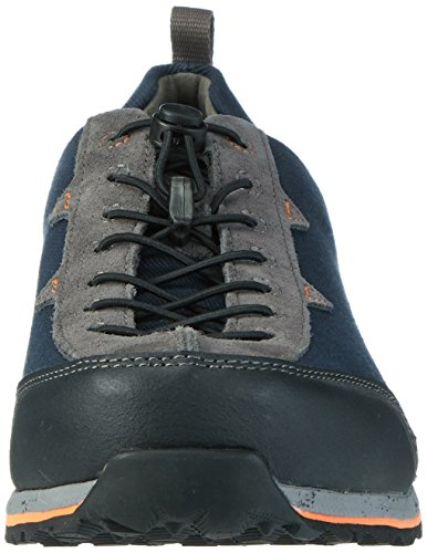 top Blau Herren Low Canvas Clarks Campton navy Trail XwaI1g