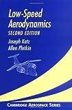 Low-Speed Aerodynamics (Cambridge Aerospace Series)
