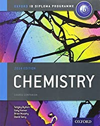 IB Chemistry Course Book: 2014 Edition: Oxford IB Diploma Program 1st edition by Bylikin, Sergey, Horner, Gary, Murphy, Brian, Tarcy, David (2014) Taschenbuch