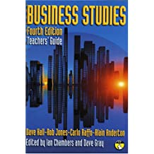 Business Studies Teacher's Guide: Fourth edition