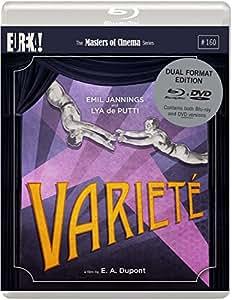 Variete (Variety) (Masters of Cinema) (Dual Format) [Blu-ray]