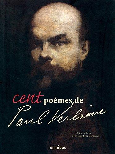 Cent poèmes de Verlaine par Paul VERLAINE