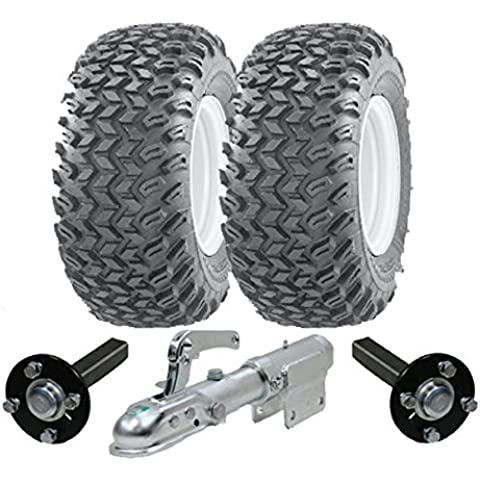 Heavy duty per rimorchi Quad ATV-kit rimorchio,