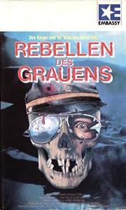 Rebellen des Grauens [VHS]