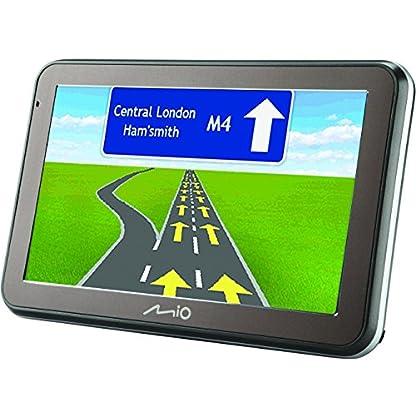 MIO-Combo-LM-Navigationsgert-mit-Dashcam-5-Touchscreen-Lebenslangen-Kartenupdates-sowie-Info-zu-Radarfallen-Reiseplaner-Integriertem-GPS-G-Sensor