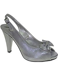 ROMERO - Zapato fiesta con plataforma - Modelo 400408