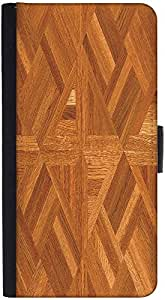 Snoogg Abstract Floor Matt Design Designer Protective Phone Flip Back Case Cover For Samsung Galaxy J7 (2016)