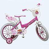 Pat' Patrouille Vélo Officiel La 16 Pouces Disney Enfant Fille