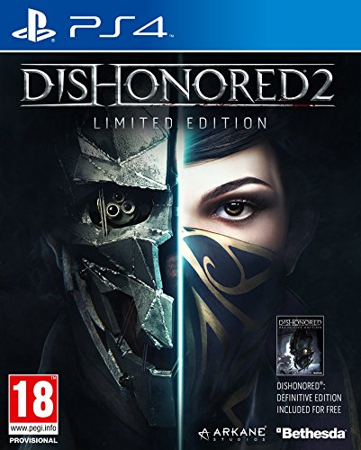 Dishonored 2 Limited Edition (Playstation 4) [UK IMPORT] (Dishonored Special Edition)