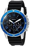 Fossil FS5300 Analog Black Dial Men's Watch (FS5300)