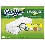 Swiffer Sweeper Dry Reinigungstuch Refill 16Zählen Boxen (12Stück)
