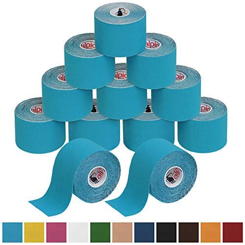 BB Sport 12 rollos Kinesiologia tape 5 m x 5