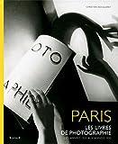 PARIS - LIVRES DE PHOTOGRAPHIE