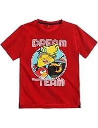 Angry Birds Garçon Tee-shirt 2016 Collection - rouge