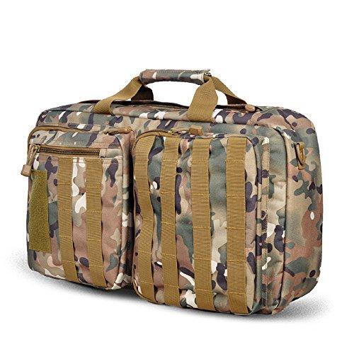 Team von Schüler Rucksack Mode Rucksack Handtaschen Reise im Freien CP Camouflage