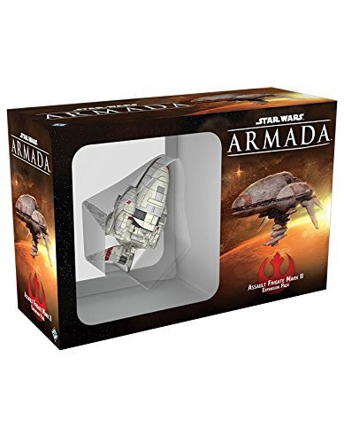 Star Wars: Armada Assault Frigate Mark II Expansion Pack by Conrad Mason (2015-02-15)