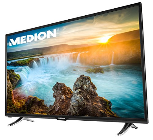 MEDION® LIFE X18061 (MD 31110), 125,7cm (50″) Smart-TV mit LED-Backlight Technologie (Full HD, 600 MPI, HD Triple Tuner, DVB-T2 HD, CI+, HDMI, USB), Netflix App, schwarz - 4