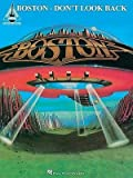 [(Boston: Don't Look Back)] [Author: Boston] published on (December, 2008)