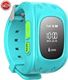 """GuzelWorld 2G gps tracker for kids – 2016 Best selling smart watch with GPS tracker,two way call function,Anti-lost alert and SOS.Don't buy from """"themall2016"""" we are working with Amazon to remove them they are fake sellers."""