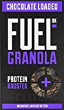 FUEL10K Protein Boosted Chunky Granola - Chocolate Loaded - 6x400g