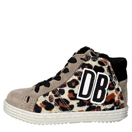 Bikkembergs BKP102456 Sneakers Fille Gris