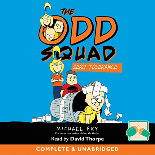 The Odd Squad: Zero Tolerance