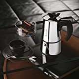 Bialetti: Musa Restyling Stovetop 6 Cup Espresso Coffee Maker -Induction
