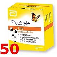 FREESTYLE Lite - 50 Streifen reaktive für die Test der Blutzucker - free style preisvergleich bei billige-tabletten.eu