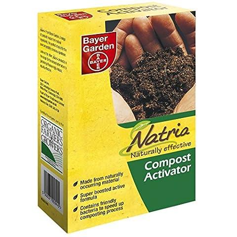 Bayer Garden® Organic Natria Naturally Effective Natural Fertilizer Accelerator Compost Activator 1KG (2kg (2