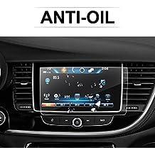 LFOTPP Opel Mokka X 8 pulgadas Navegación Protector de pantalla - 9H Cristal Vidrio Templado GPS